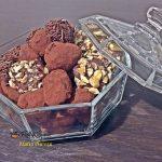 Trufe de ciocolata, reteta celor mai fine bomboane de ciocolata