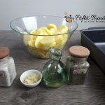 Cartofi la cuptor rondele cu cimbru si usturoi 5 150x150 - Cartofi la cuptor rondele cu cimbru si usturoi