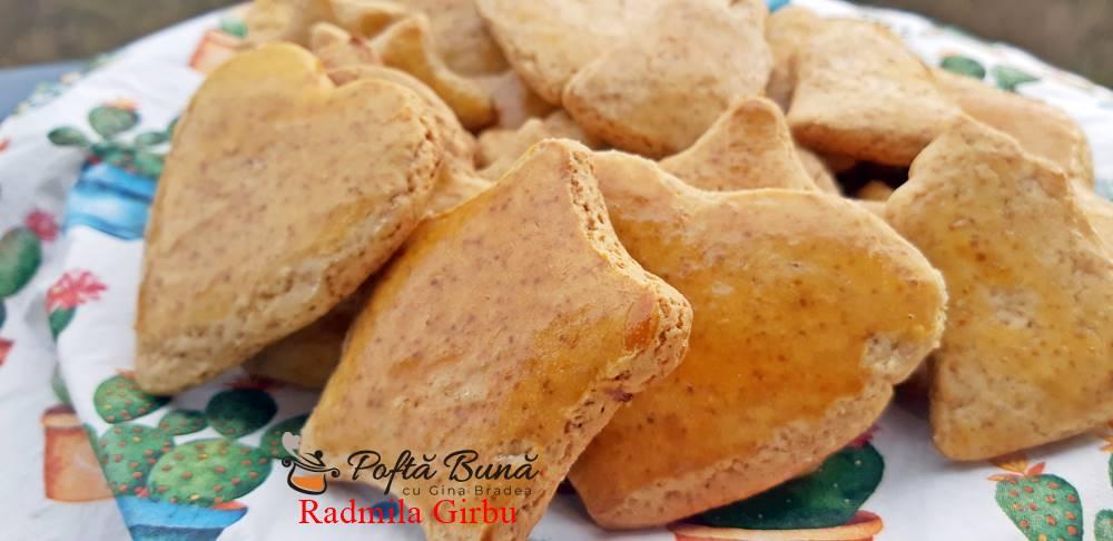 biscuiti cu miere reteta simpla 1 - Biscuiti cu miere