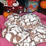 chocolate crinkels biscuiti crapati cu ciocolata 6 150x150 - Biscuiti crapati cu ciocolata, chocolate crinkles