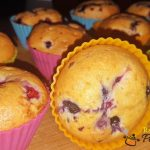muffins cu fructe de padure reteta rapida 3 150x150 - Briose cu fructe de padure