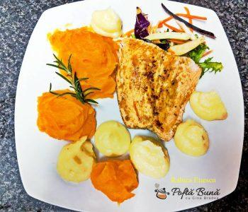 somon la gratar cu arome thailandeze 3 350x300 - Index retete culinare (categorii)