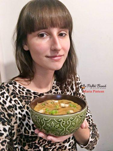 supa de ciuperci cu orez reteta rapida 1 375x500 - Supa de ciuperci cu orez