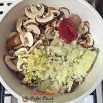Supa de ciuperci cu orez
