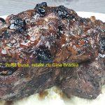 Friptura de porc la cuptor cu prune uscate si usturoi reteta gina bradea 6 150x150 - Friptura de porc la cuptor cu prune uscate si usturoi