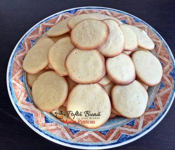 Biscuiti aurii, reteta rapida