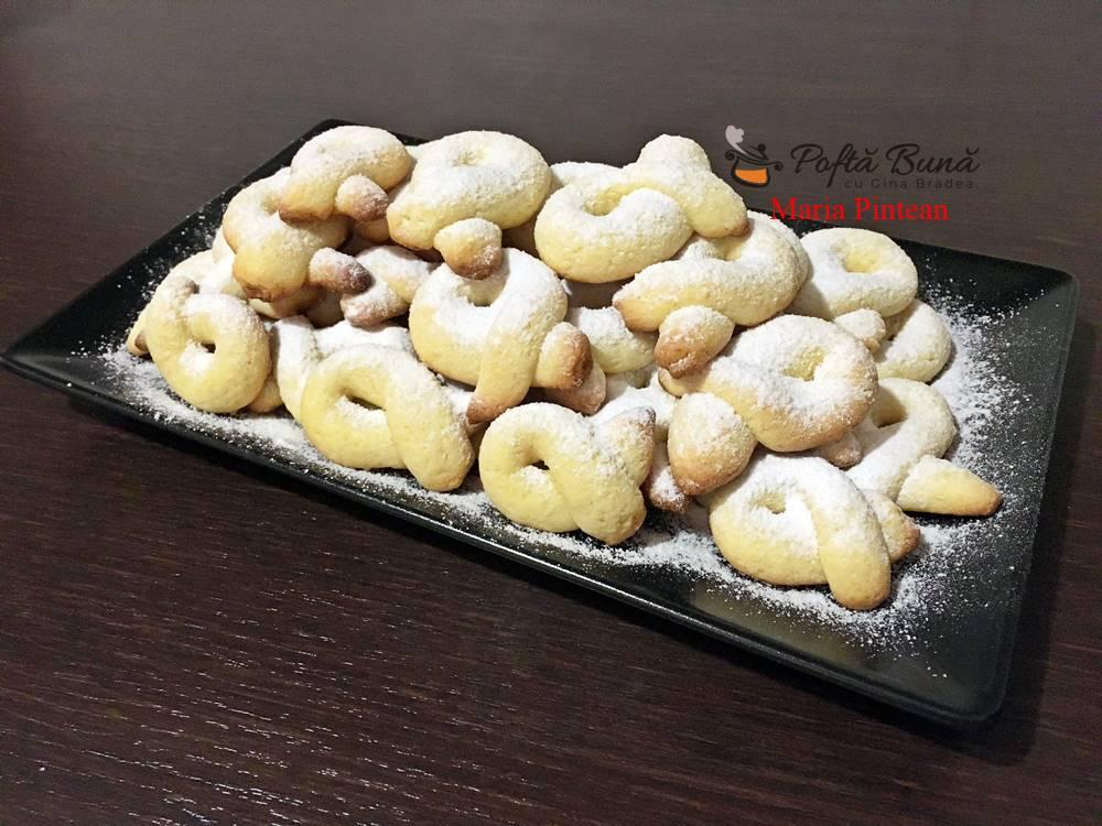 Biscuiti portughezi cu unt