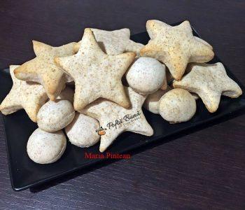 biscuiti pufosi cu faina integrala 4 350x300 - Biscuiti pufosi cu faina integrala