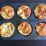 Briose mic dejun cu 5 albusuri