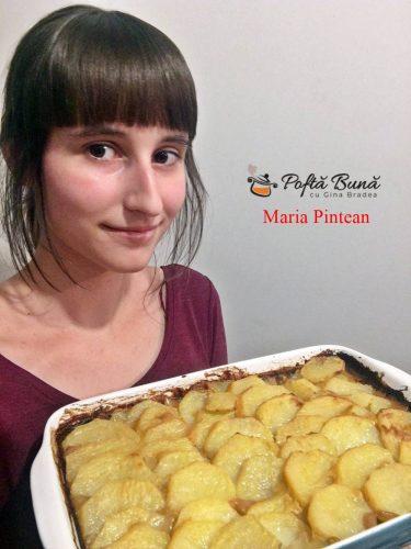 carne de vita cu cartofi la cuptor 1 375x500 - Carne de vita cu cartofi la cuptor