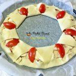 coronoita din aluat fraged reteta simpla 4 150x150 - Coronita din aluat fraged - pizza cu salam si cascaval