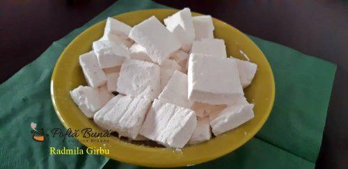 Marshmallows - bezele americane
