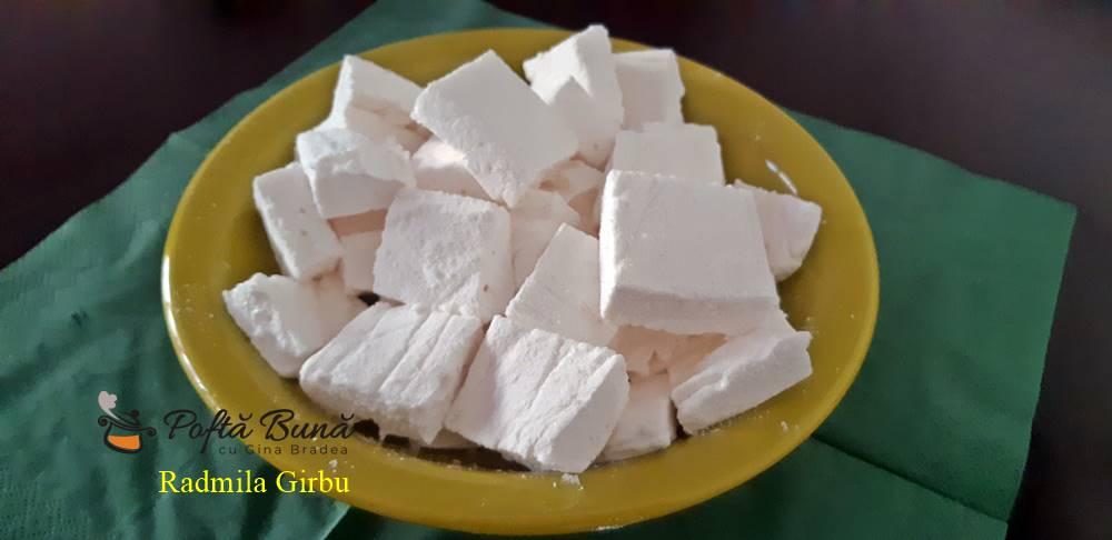 marshmallow bezele americane 6 - Marshmallows - bezele americane fara ou
