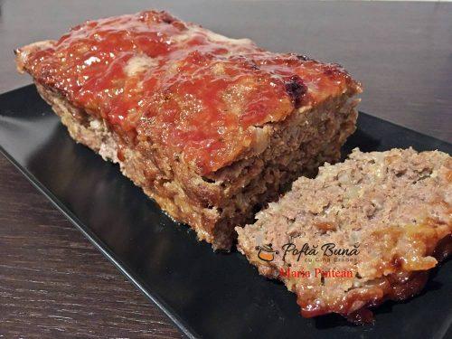 Meatloaf- rulada de carne