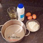 minieclere cu crema de vanilie 1 150x150 - Minieclere cu crema de vanilie
