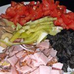 minipizza cu legume cascaval sunca 5 150x150 - Minipizza cu legume si sunca