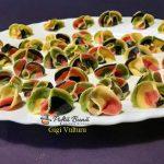 paste colorate cu sfecla rosie spanac si negru de sepie cu sos de smantana 3 150x150 - Paste colorate cu sfecla rosie, spanac