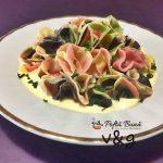 paste colorate cu sfecla rosie spanac si negru de sepie cu sos de smantana 5 150x150 - Paste colorate cu sfecla rosie, spanac
