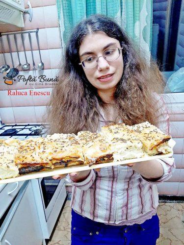 placinta cu branza sarata si praz reteta de familie 3 375x500 - Placinta cu branza sarata si praz, reteta de familie