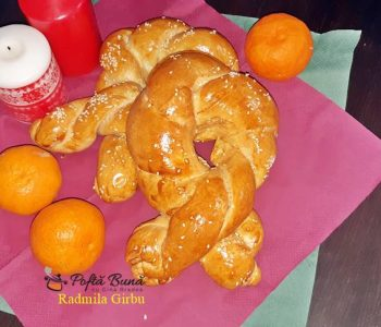 Craciunei - colacei moldovenesti traditionali