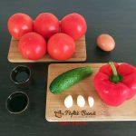 reteta simpla gazpacho 2 150x150 - Gazpacho reteta de supa rece
