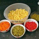 Salata boeuf fara carne, reteta simpla