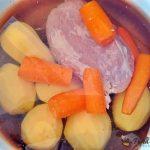 salata de bouef reteta pas cu pas 2 150x150 - Salata de  boeuf cu carne de porc