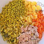 salata de bouef reteta pas cu pas 3 150x150 - Salata de  boeuf cu carne de porc