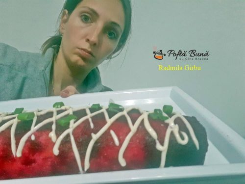 salata traditionala ruseasca in forma de rulada 5 500x375 - Salata traditionala ruseasca in forma de rulada - suba
