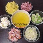 Supa de cartofi cu kaizer