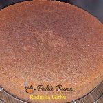 tort cu blat de cacao si mousse de fructe de padure 3 150x150 - Tort cu blat de cacao si mousse de fructe de padure