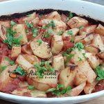 Cartofi la cuptor cu rosii si usturoi dieta rina reteta gina bradea 4 150x150 - Cartofi la cuptor cu rosii si usturoi - dieta Rina