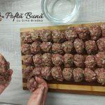 Chiftele marinate in sos de rosii cu piure de cartofi reteta gina bradea 8 150x150 - Chiftele marinate cu sos de rosii si piure de cartofi
