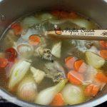 Supa de pui cu taitei de casa reteta de zeama traditionala gina bradea 3 150x150 - Supa de pui cu taitei de casa - reteta de zeama traditionala