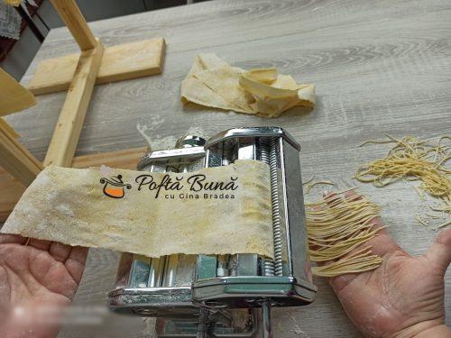 Taitei de casa cu ou, reteta traditionala