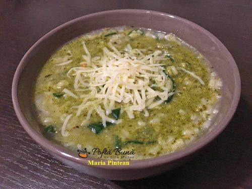 supa de spanac cu orez 5 500x375 - Supa de spanac cu orez