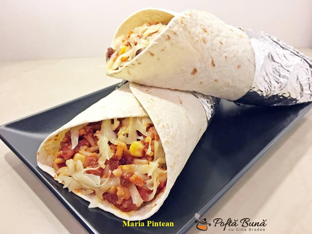 Burrito mexican