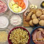 paste cu pui si ciuperci la cuptor reteta simpla 2 150x150 - Paste cu pui si ciuperci, la cuptor