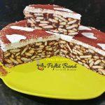 Tort de biscuiti reteta simpla