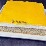 reteta prajitura fanta blat mac jeleu portocale 4 150x150 - Prajitura Fanta, cu mac si jeleu de portocale