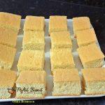 reteta prajitura pandispan glazurata 3 150x150 - Prajitura pandispan glazurata
