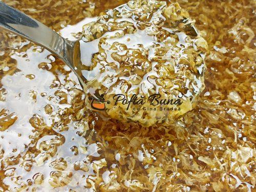 Dulceata de salcam cu lamaie reteta veche gina bradea 9 500x375 - Dulceata de salcam cu lamaie, reteta veche