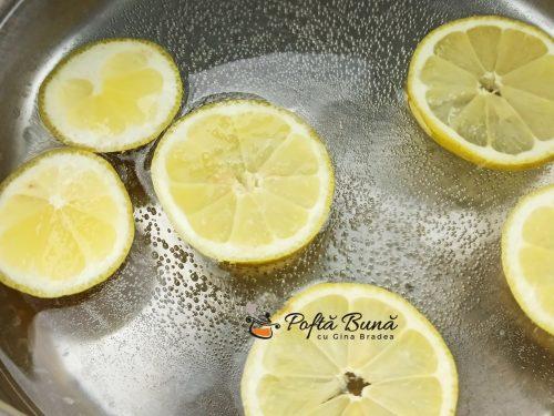 Sirop de salcam cu lamaie reteta gina bradea 4 500x375 - Sirop de salcam cu lamaie - reteta de sirop din flori