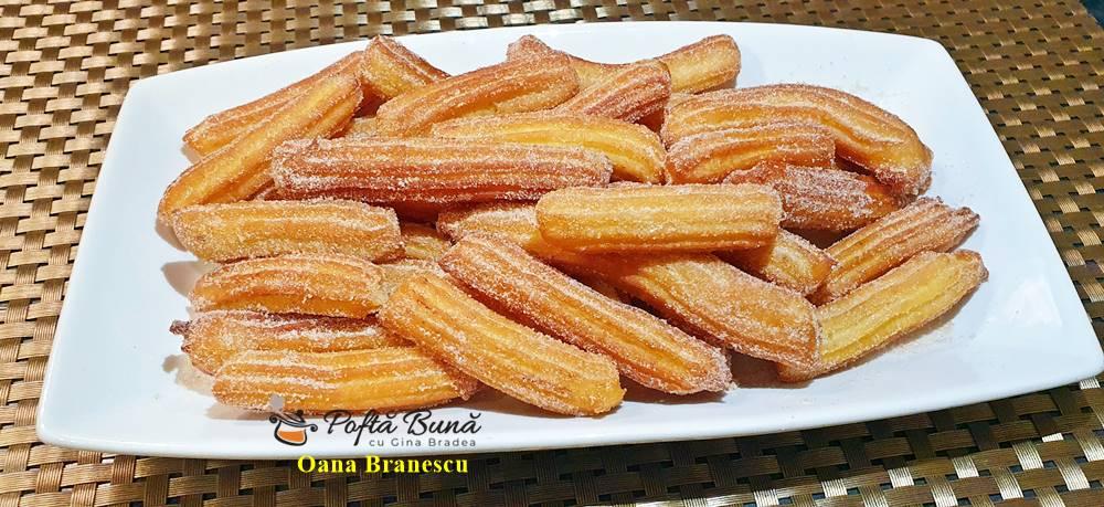 churros reteta gogosi spaniole 3 - Churros reteta de gogosi spaniole