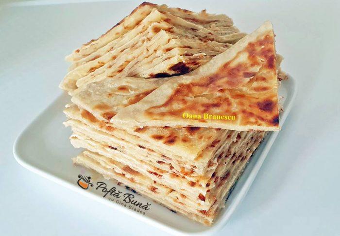 reteta placinte la tigaie cu mozzarella 3 700x487 - Placinte la tigaie cu mozzarella