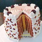 Tort spirala cu vanilie si frisca