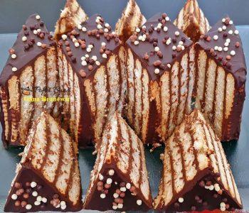 prajitura cu biscuiti si ciocolata reteta simpla 2 350x300 - Index retete culinare (categorii)