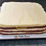 tort cu crema de branza si jeleu de portocale 5 150x150 - Tort cu crema de branza si jeleu de portocale