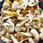 Pui cu ciuperci si usturoi la tigaie tochitura gina bradea 6 150x150 - Pui cu ciuperci si usturoi, la tigaie