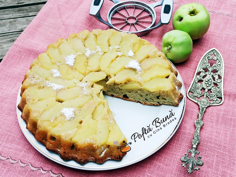 Tarta cu mere si scortisoara reteta simpla
